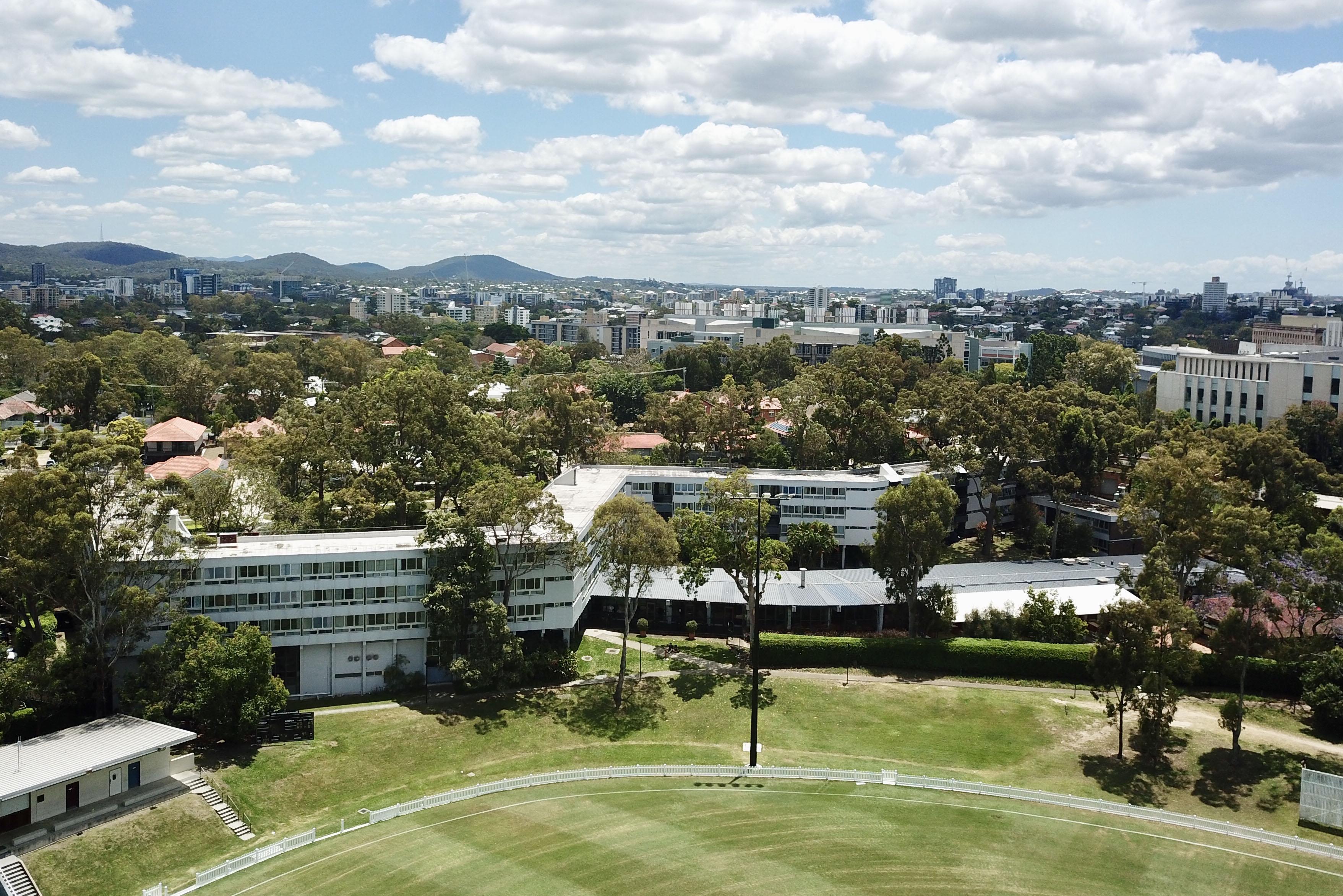UC Grounds
